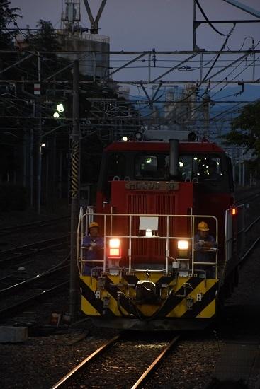2020年8月15日撮影 南松本にて 早朝のHD300-10号機