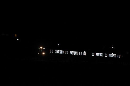2020年7月2日撮影 飯田線は伊那新町駅にて 1428M 313系の遅延