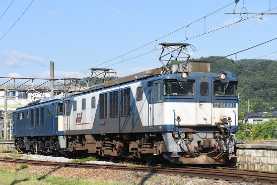 2020年8月15日撮影 篠ノ井線8467レ 聖高原駅停車中