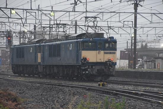 2020年7月4日撮影 南松本にて 篠ノ井線8467レ 機回し中