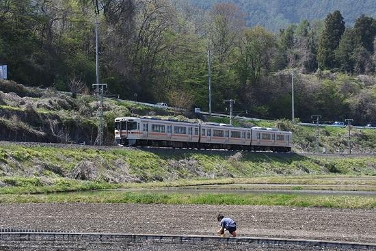 2020年5月2日撮影 飯田線 216M 313系1700番台 子供
