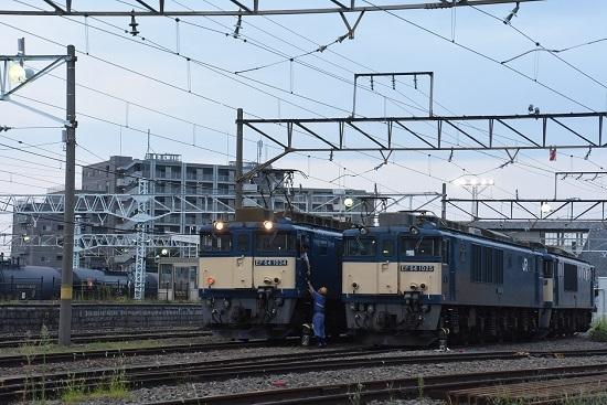 2020年11月22日撮影 南松本にて篠ノ井線8467レ 無線機渡し
