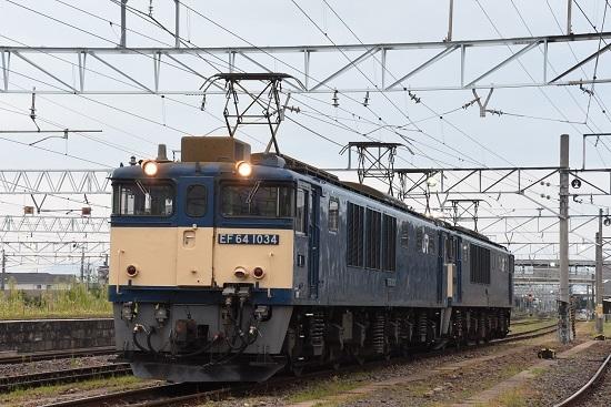 2020年8月22日撮影 南松本にて 篠ノ井線8467レ 発車待ち