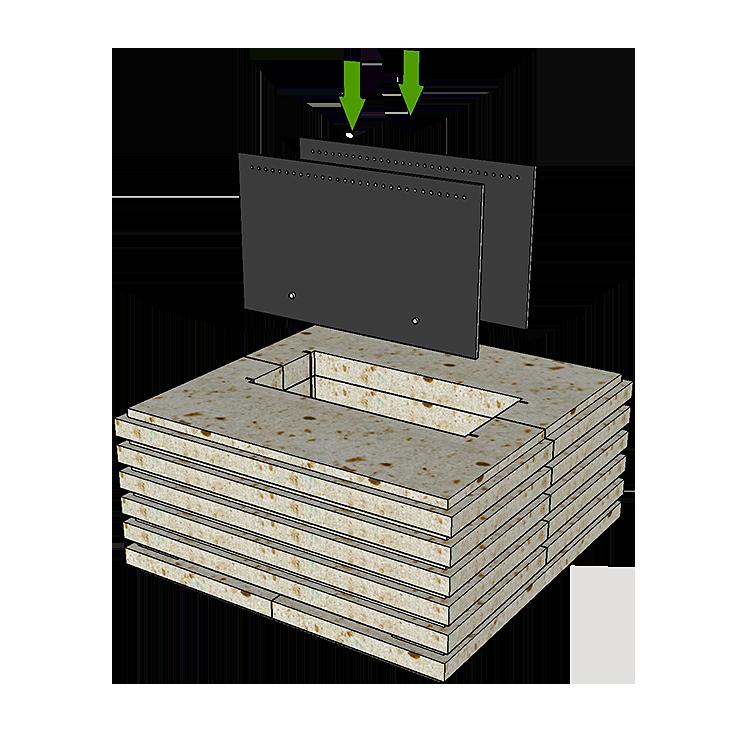 KANONの組み立て方3