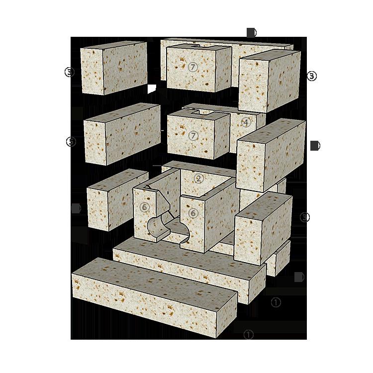 VULCANOの組み立て方1