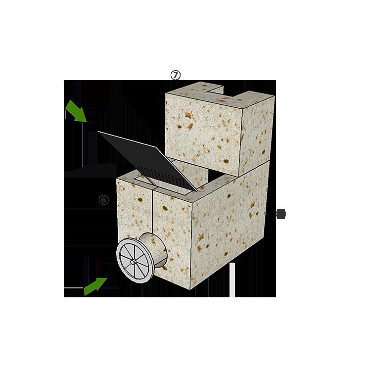 VULCANOの組み立て方3