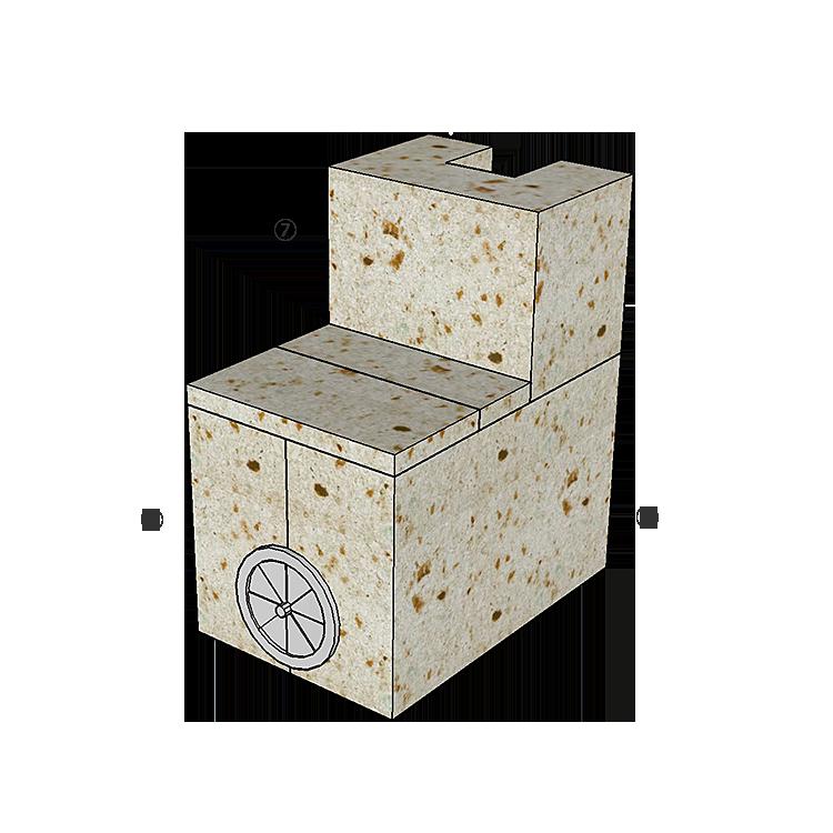 VULCANOの組み立て方2