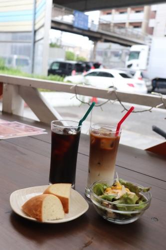 カフェレストランaqua本店