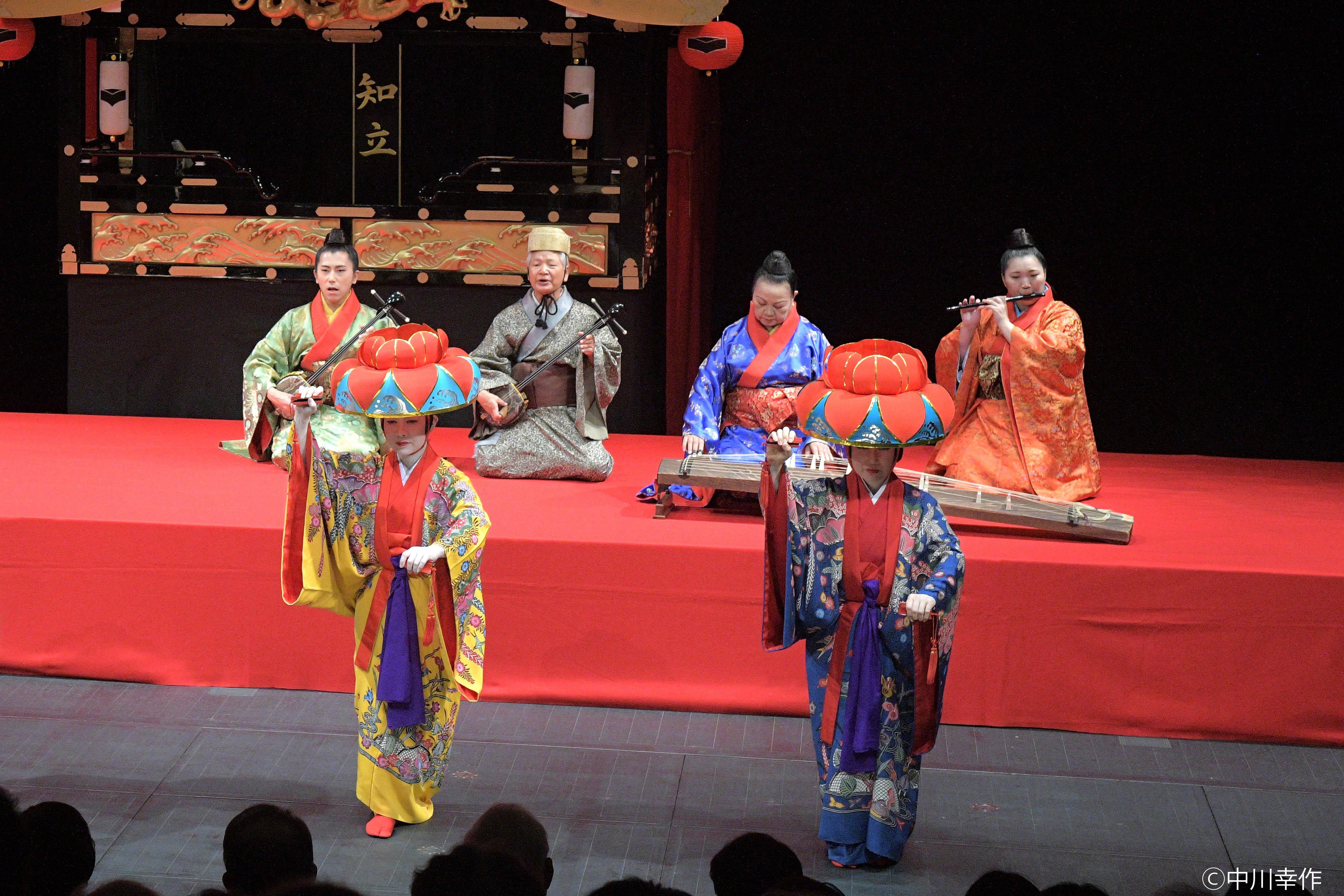 p2追加 関連講座(琉球舞踊)