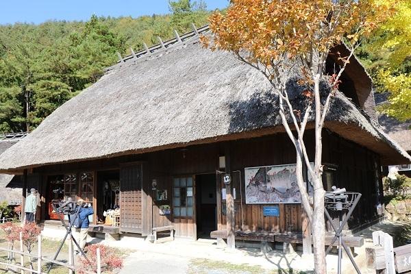 2020.11.30 富士五湖~清里+軽井沢旅行1日目⑤西湖いやしの里根場②-1