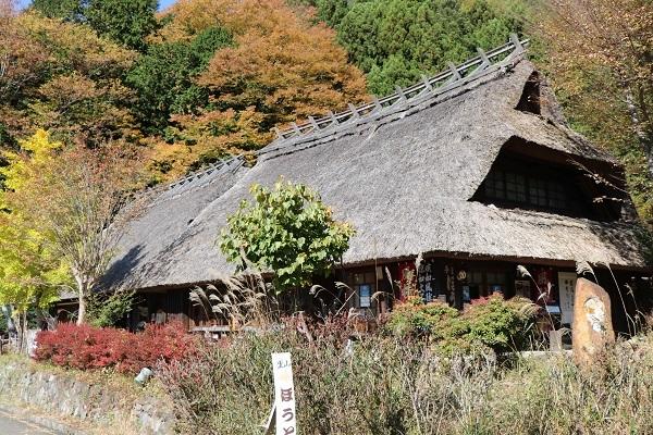 2020.11.30 富士五湖~清里+軽井沢旅行1日目⑤西湖いやしの里根場②-12