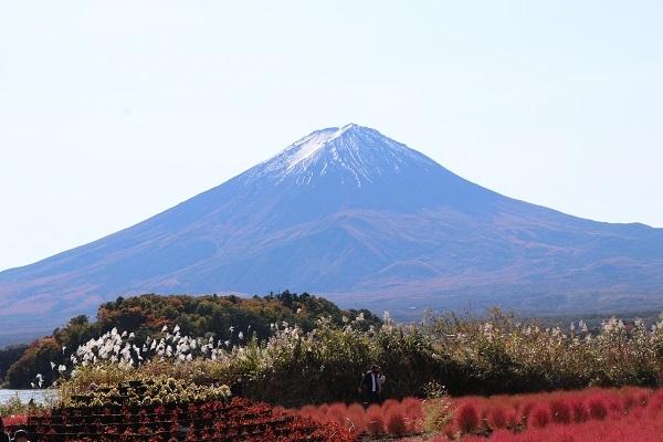 2020.12.02 富士五湖~清里+軽井沢旅行1日目⑦大石公園-9