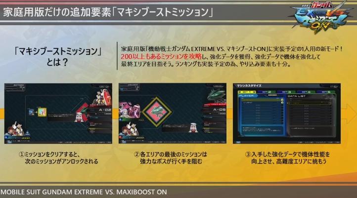 PS4 マキオン マキブオン マキシブーストミッション