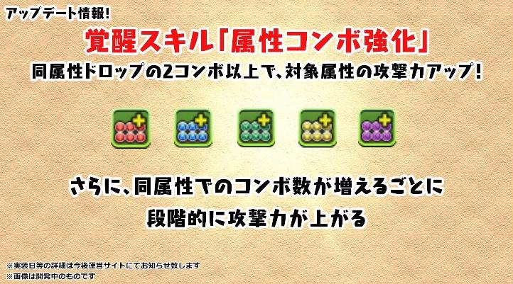 パズドラ 12/3 公式放送 速報 最新情報