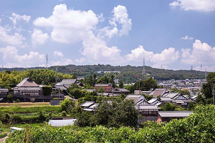 南田原の大和棟5