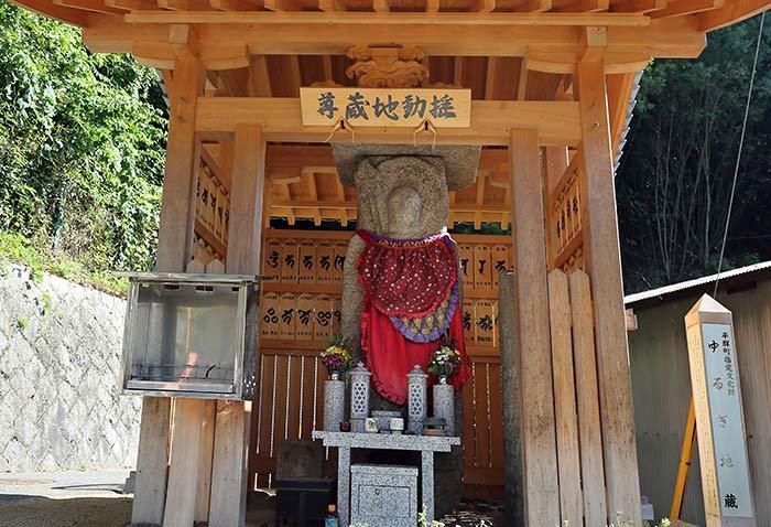清滝石仏群6.