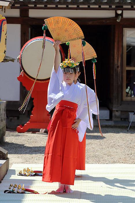 休ヶ岡八幡宮 大祭3