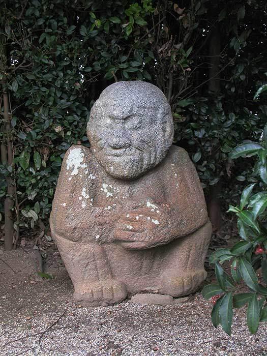 飛鳥 猿石3