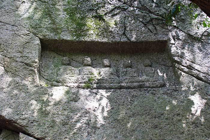 清滝石仏群5