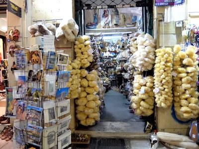 スペイン中東446アテネ旧市街