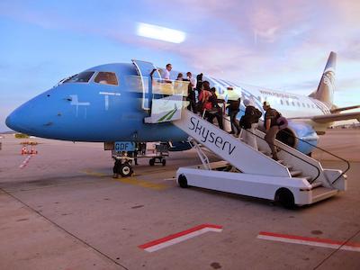 スペイン中東481エジプト航空