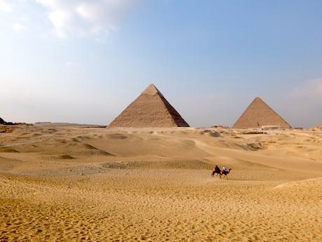 スペイン中東510カイロピラミッド