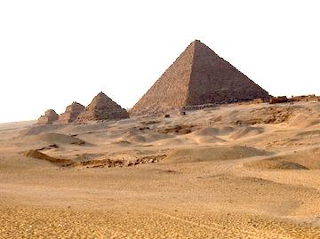 スペイン中東522ギザピラミッド