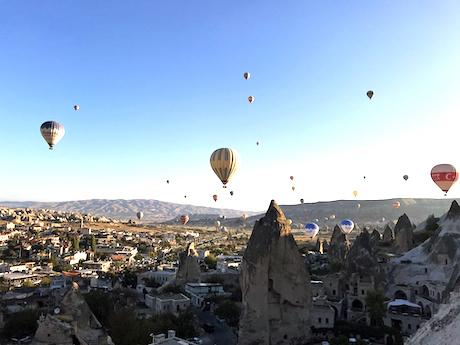 トルコ_中欧001カッパドキアの気球