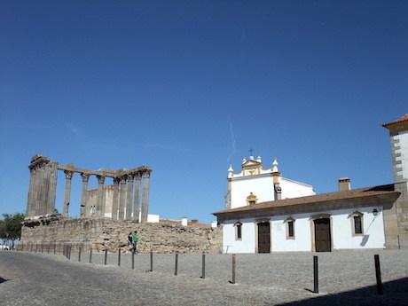 エヴォラディアナ神殿