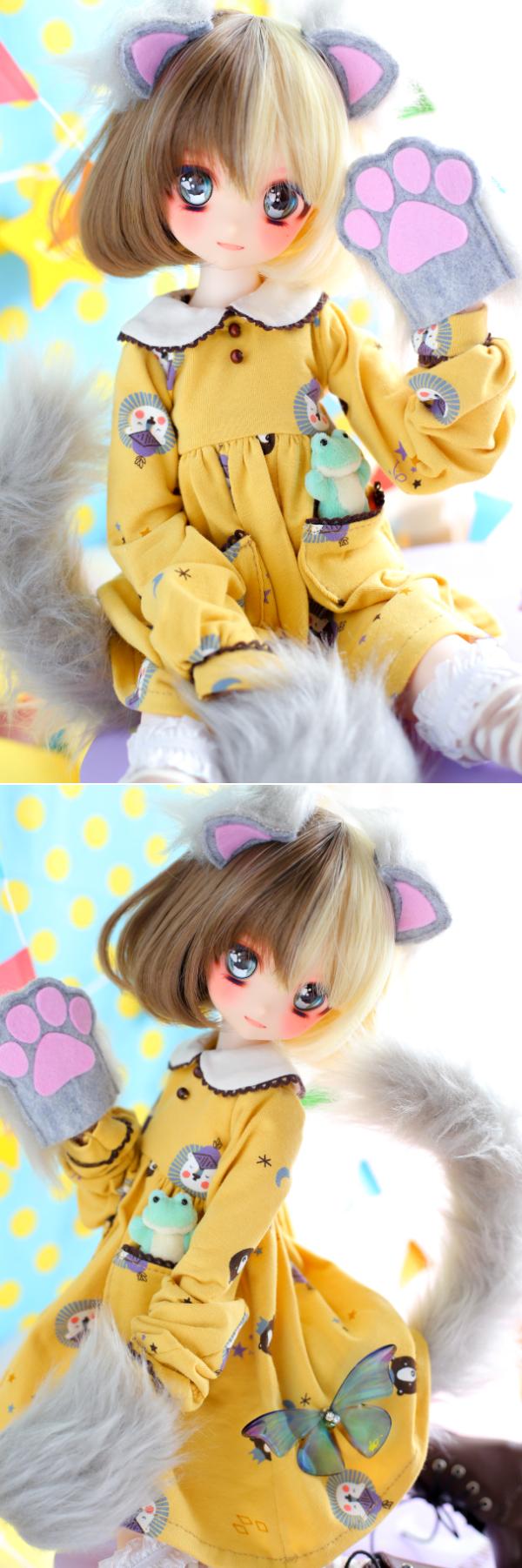 ヤフオク054DWC-01三毛猫ちゃんまとめ06