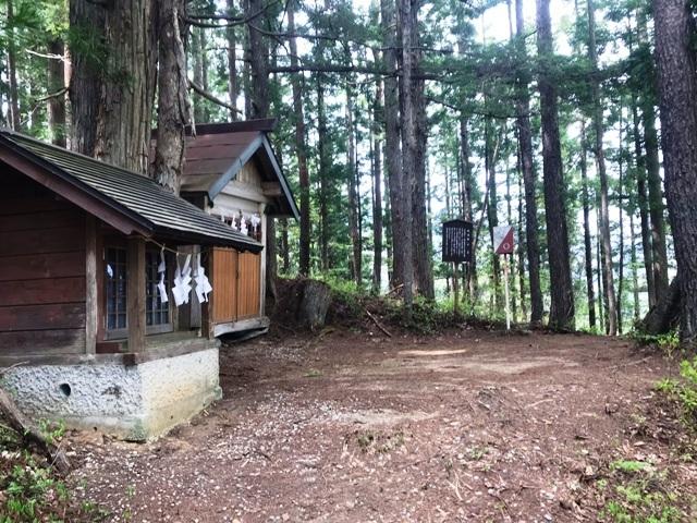 飯田城&秋葉山砦 (3)