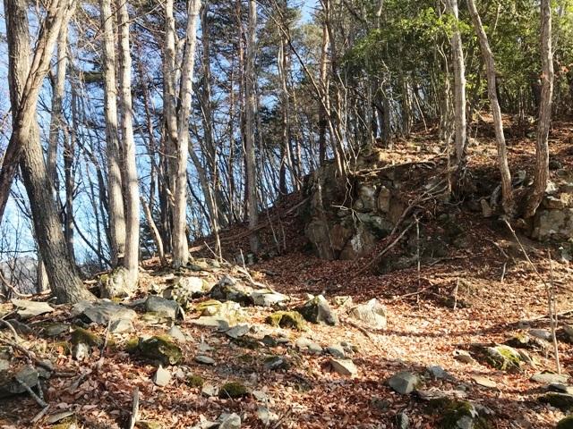 硯龍山砦 (15)