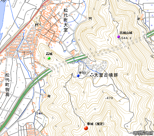 車城地図①