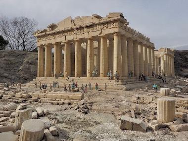 6パルテノン神殿