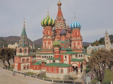 7聖ヴァシリー寺院