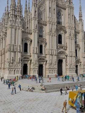 8ミラノ大聖堂