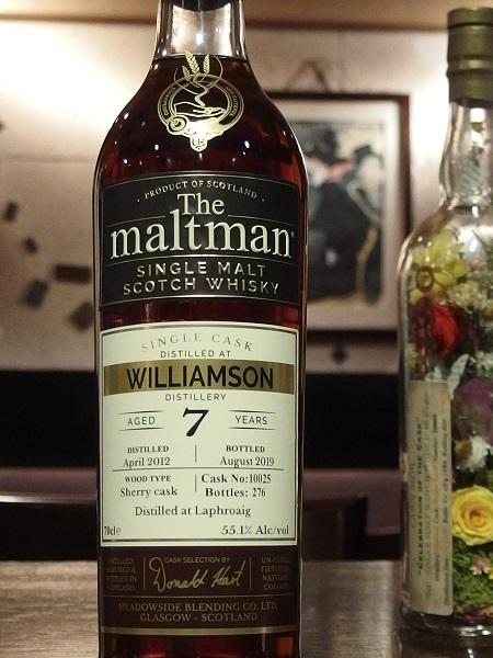 The Maltman WILLIAMSON 2012 7yo_600
