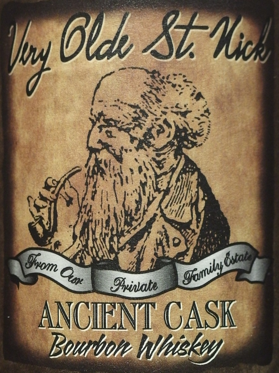 VERY OLD ST NICK Ancient Cask 15_LL