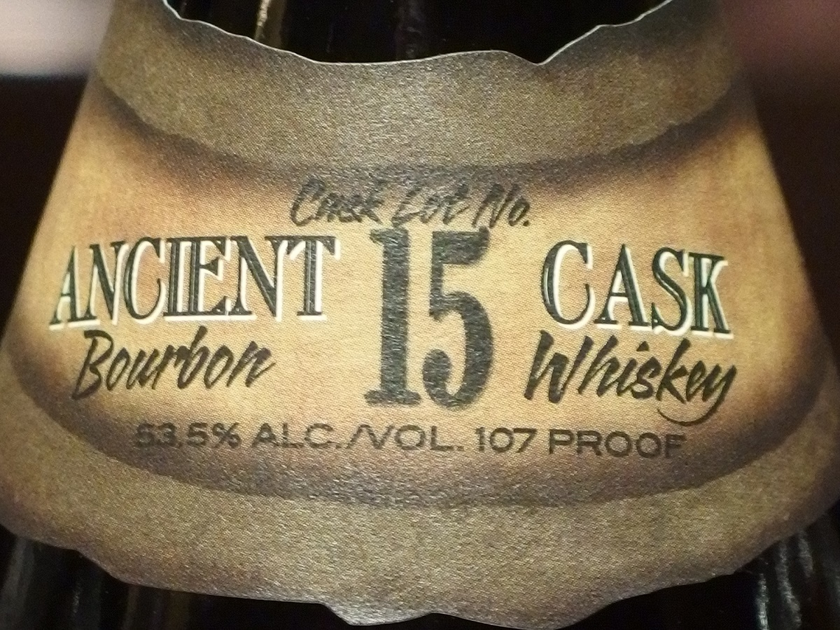 VERY OLD ST NICK Ancient Cask 15_ue