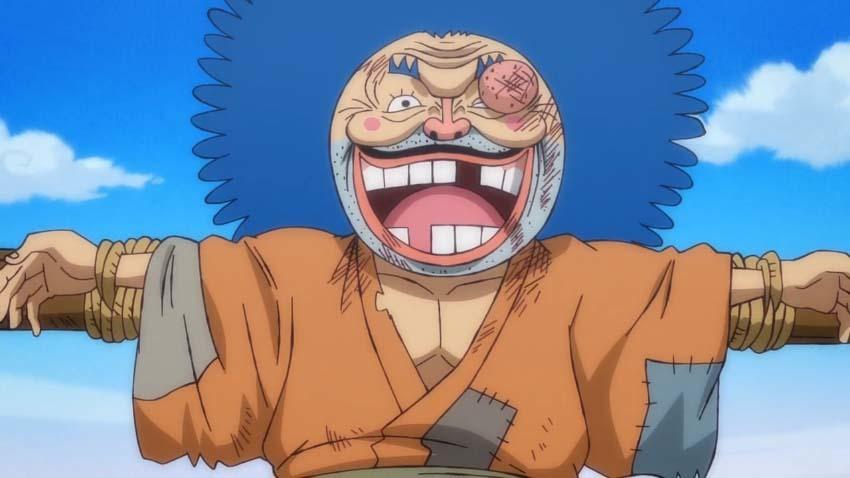 ワンピース アニメ トノ康