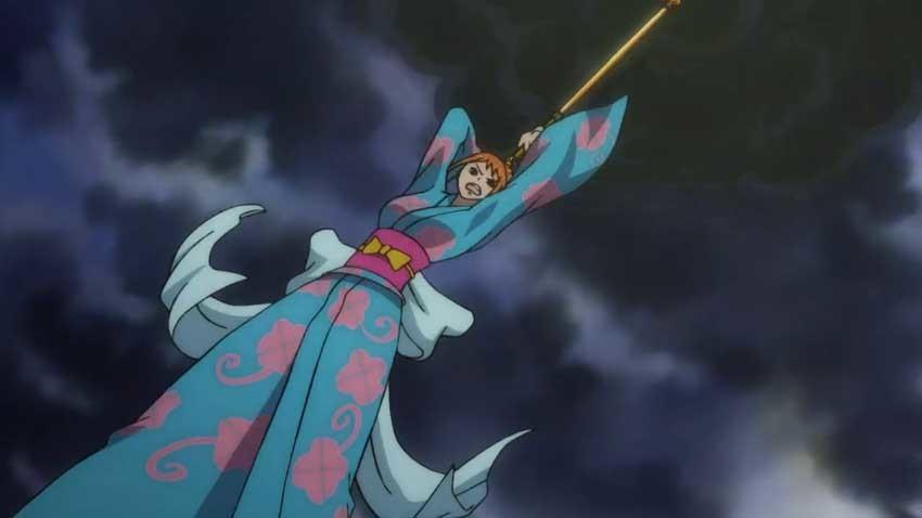 ワンピース アニメ ナミ