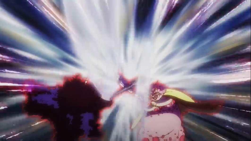 ワンピース アニメ カイドウ ビッグマム