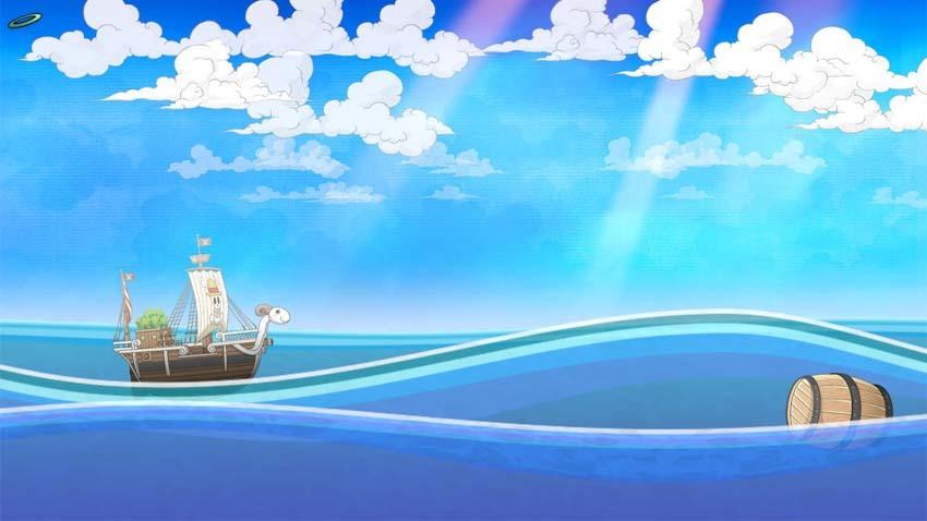 ワンピース海賊無双4 ロード