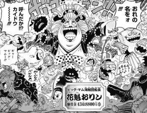 花魁 おリン -ONE PIECE最新考察研究室.985