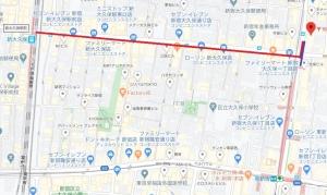 Raon地図