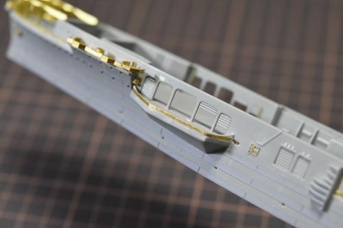 バンカーヒル 左舷 製作中 DSC_0548◆模型製作工房 聖蹟