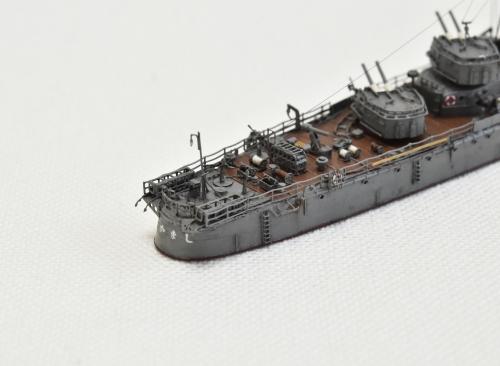 駆逐艦 島風0182-1-3◆模型製作工房 聖蹟