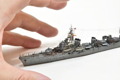 駆逐艦 島風DSC_0581-1◆模型製作工房 聖蹟