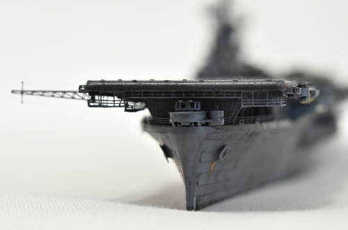 米航空母艦「バンカーヒル」(1945年2~3月頃)完成DSC_0290-1-3-2500◆模型製作工房 聖蹟