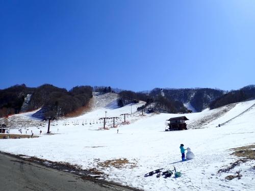 1スキー場